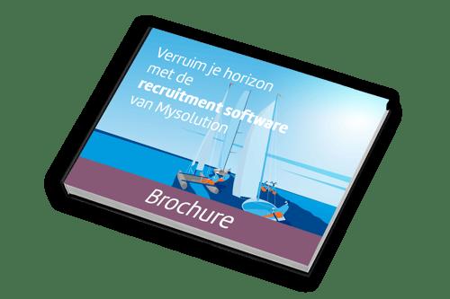 Geïnteresseerd in de Mysolution recruitmentsoftware? Download de brochure
