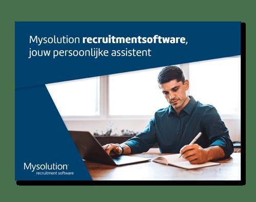 Brochure Mysolution Corporate Recruitmentsoftware