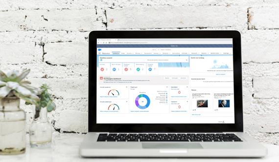 Daarom is Salesforce dé basis van jouw platform - Mysolution