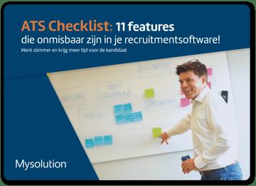 Download het Whitepaper van Mysolution Software - Recruitment