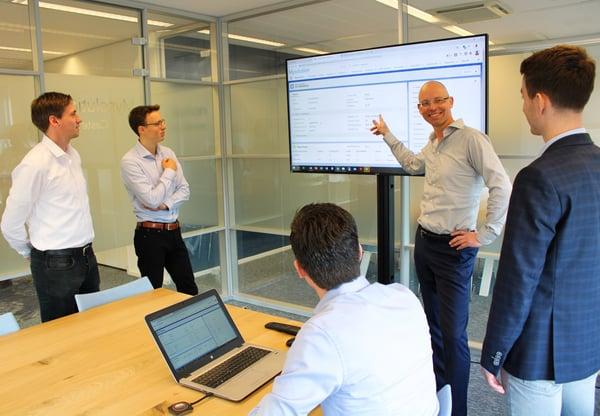 Mysolution Recruitment, recruitmentsoftware gebaseerd op Salesforce