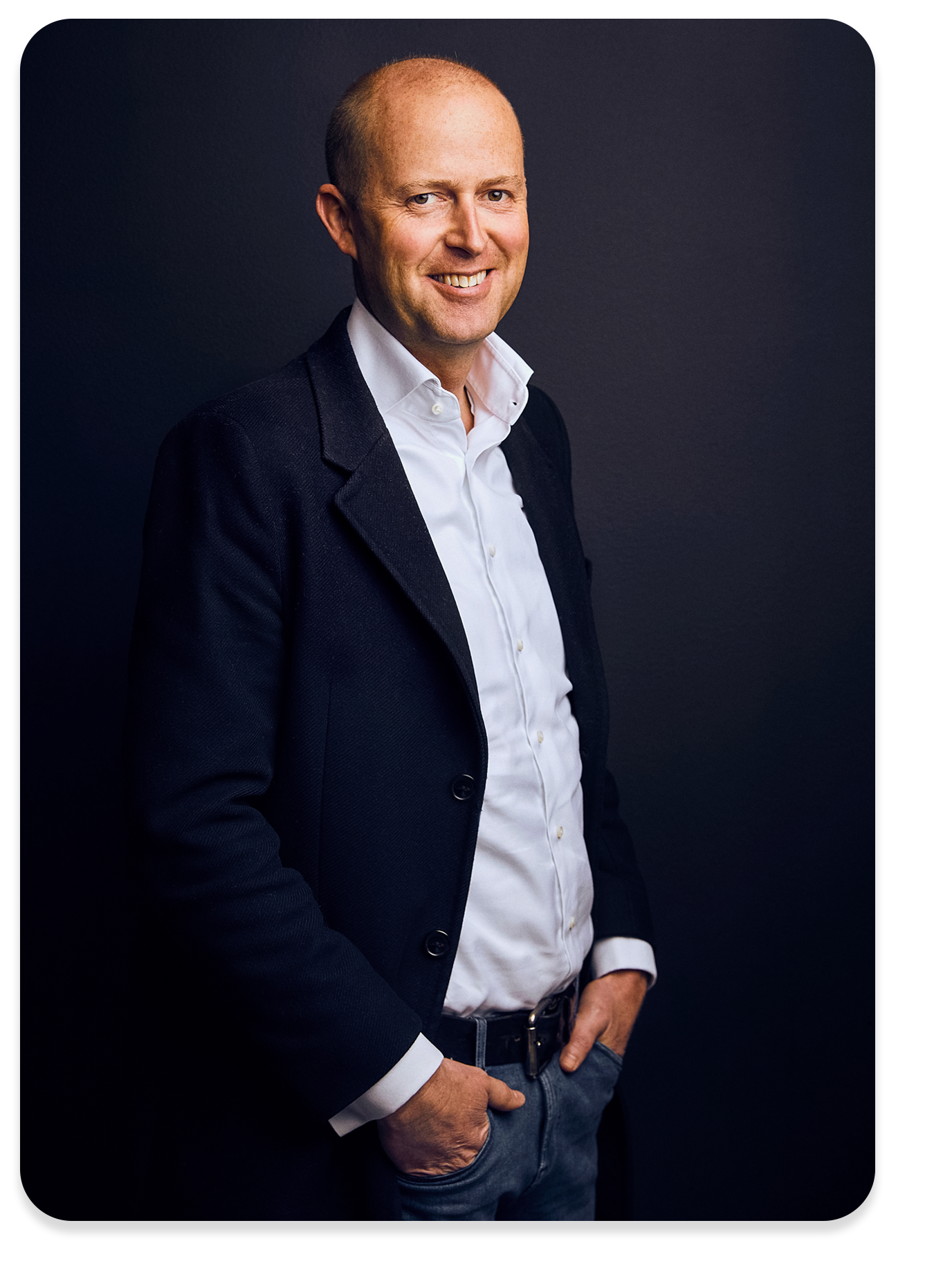 Jaap Postma, CEO Mysolution over Software-1