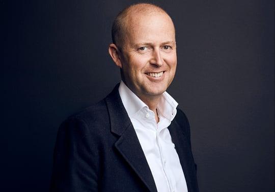 Jaap Postma, CEO Mysolution