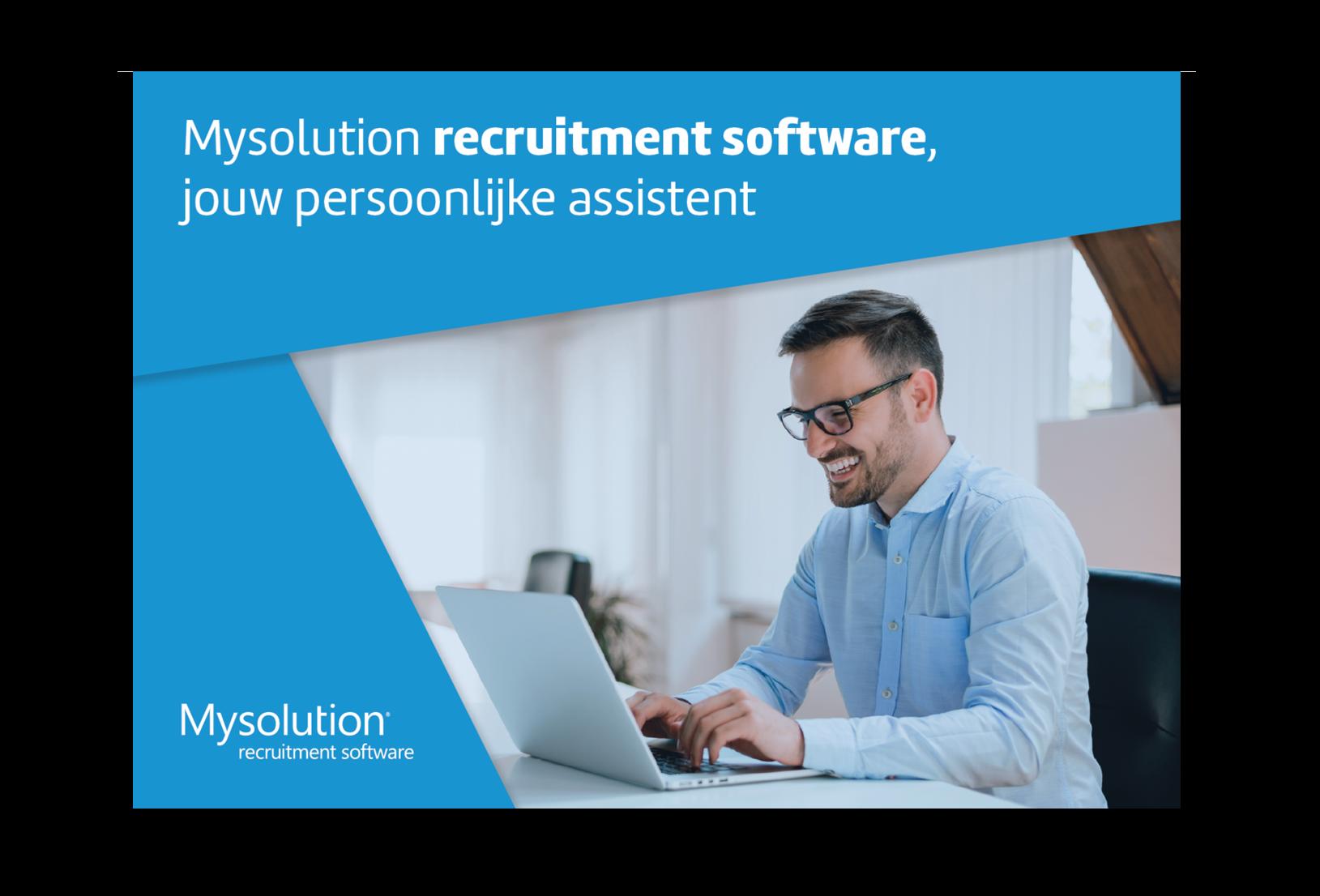 Mysolution Recruitment software