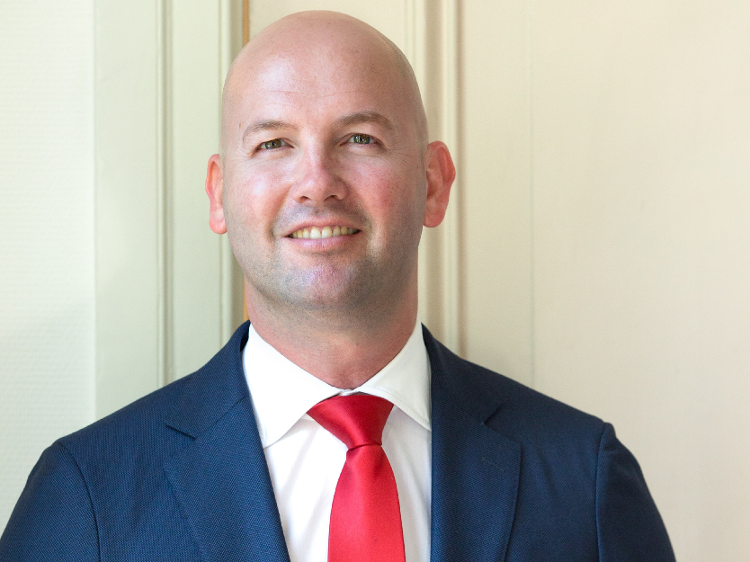 Nick van der Dussen, General Manager, Undutchables2-1