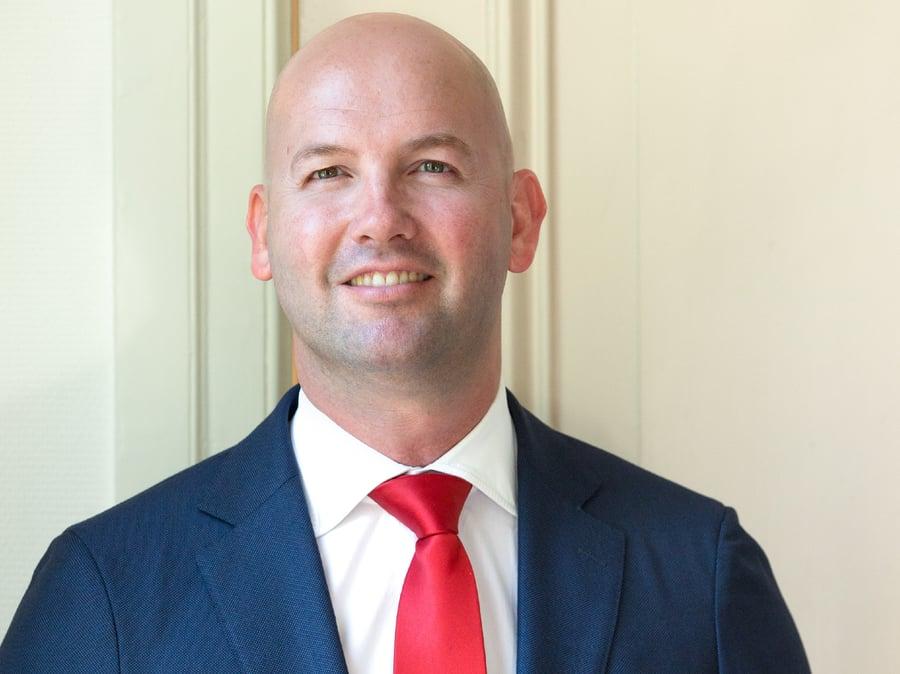 Nick van der Dussen, General Manager, Undutchables2