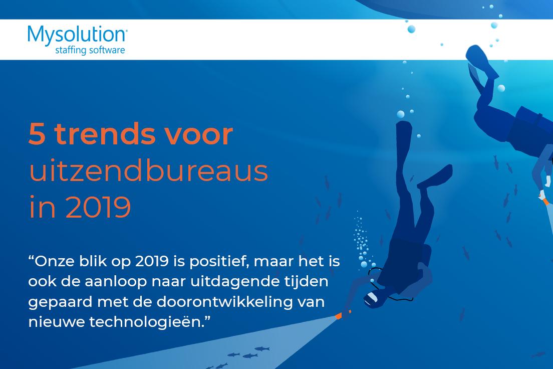 5 trends uitzendbureaus 2019