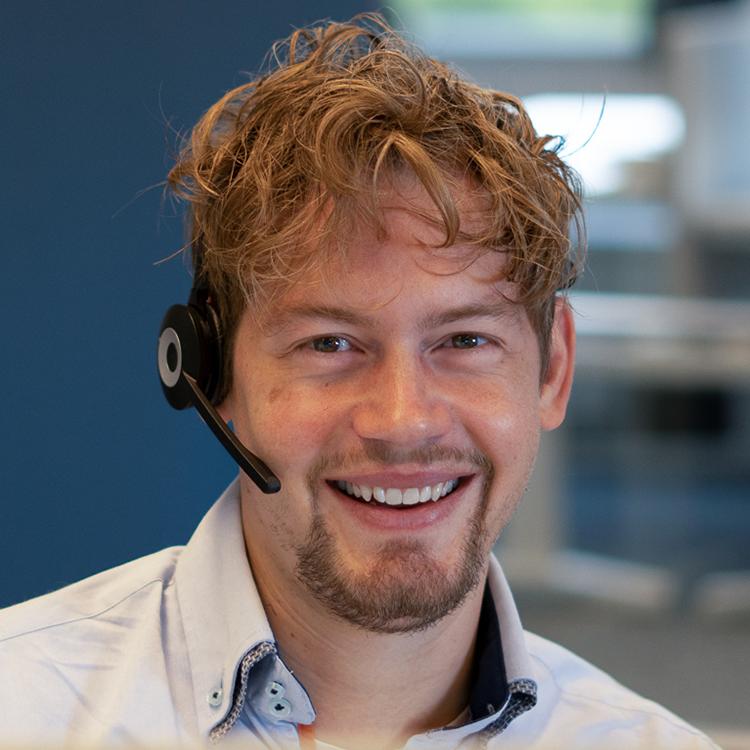 Merijn van Dommelen - Support Mysolution Support