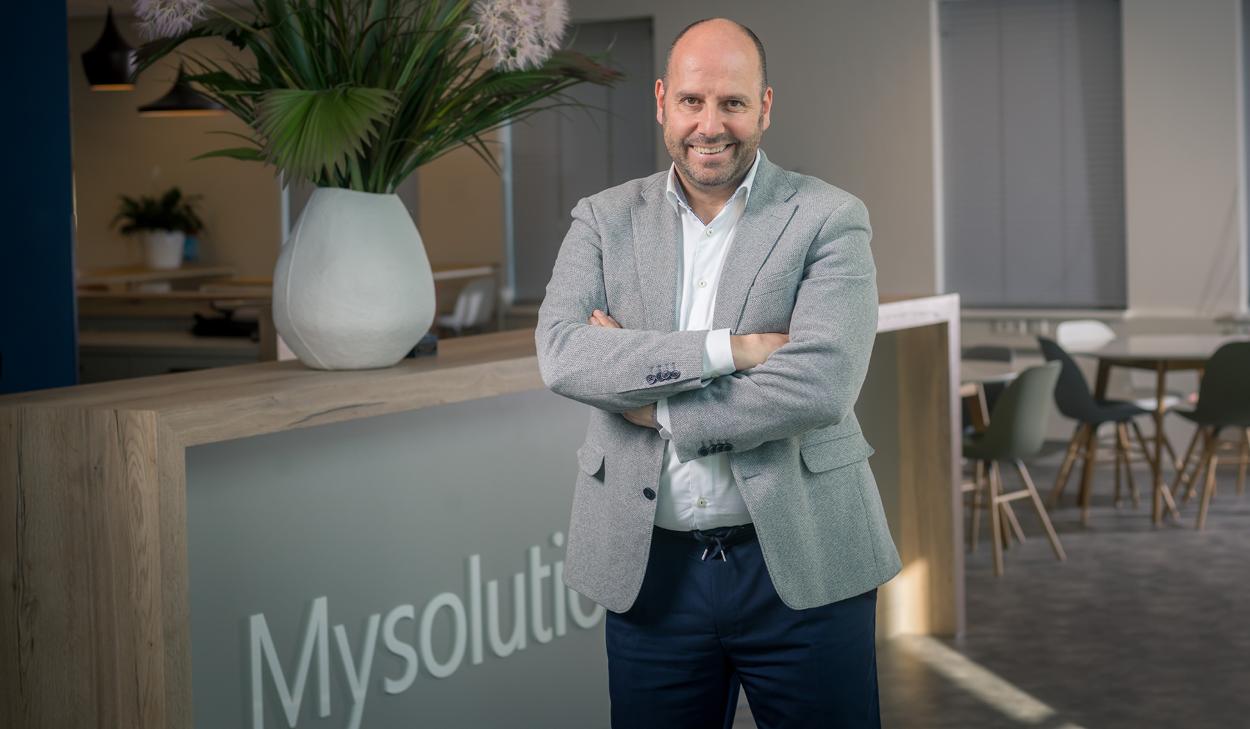Jan Beekman, Partner Mysolution