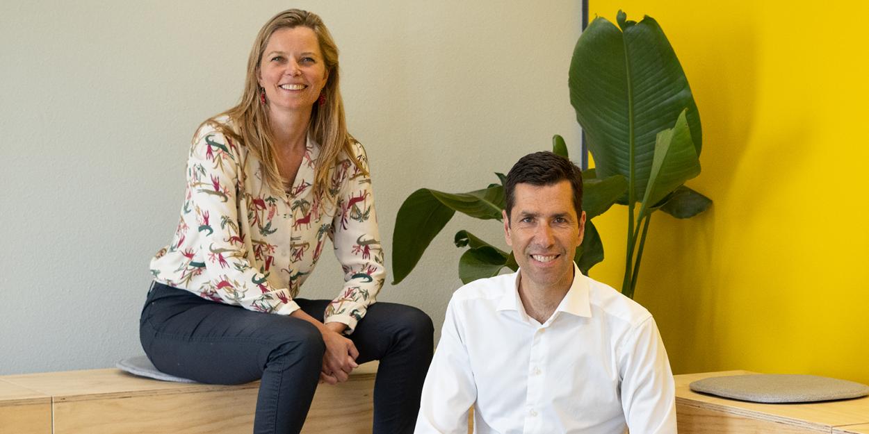 Sigmar Kock en Marieke Pepers versterken Mysolution