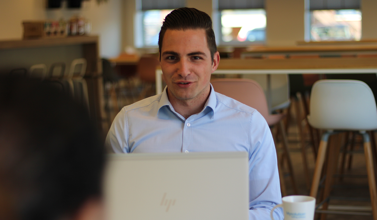 New Business Specialist recruitmentsoftware