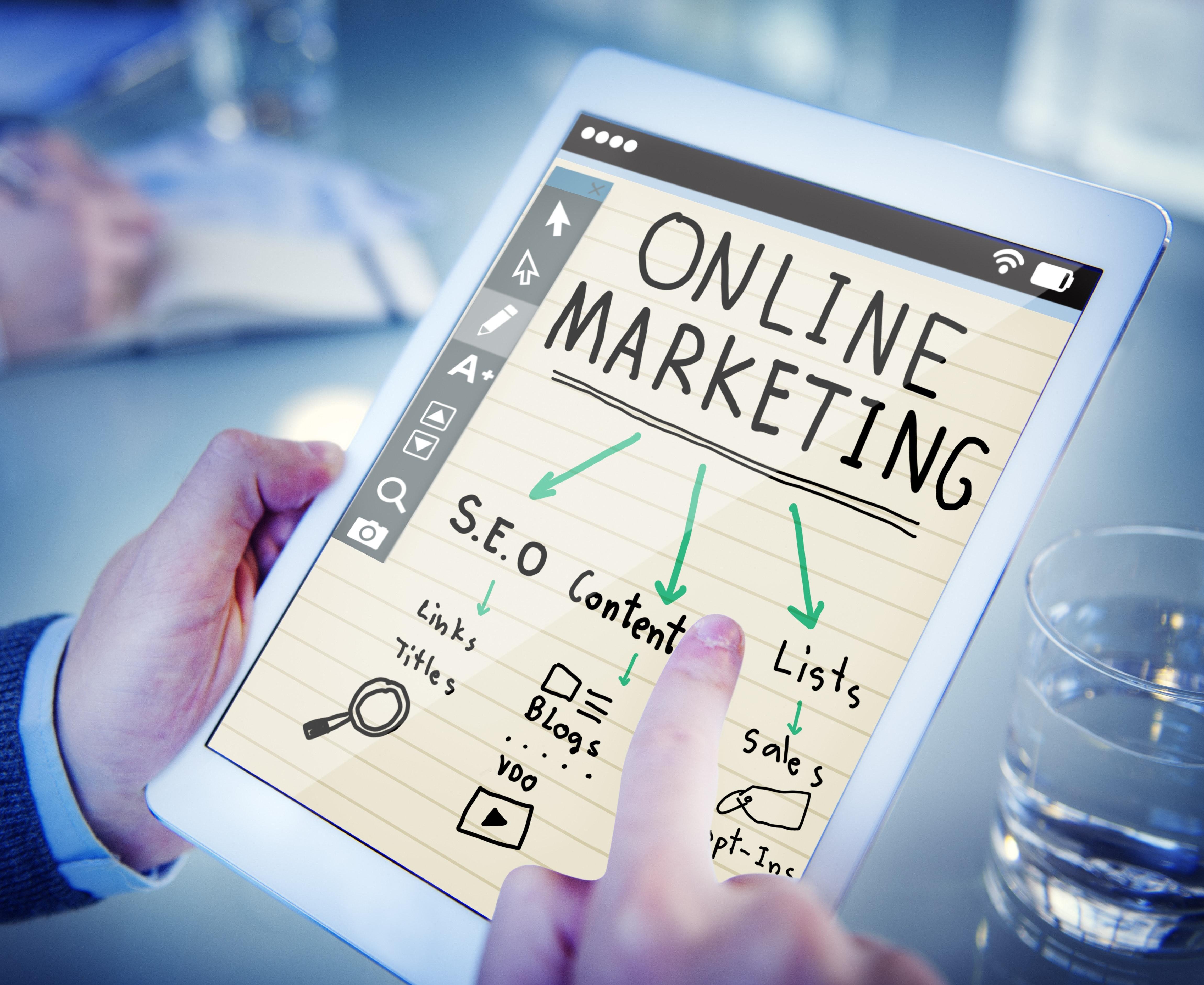 Stage Online Marketing